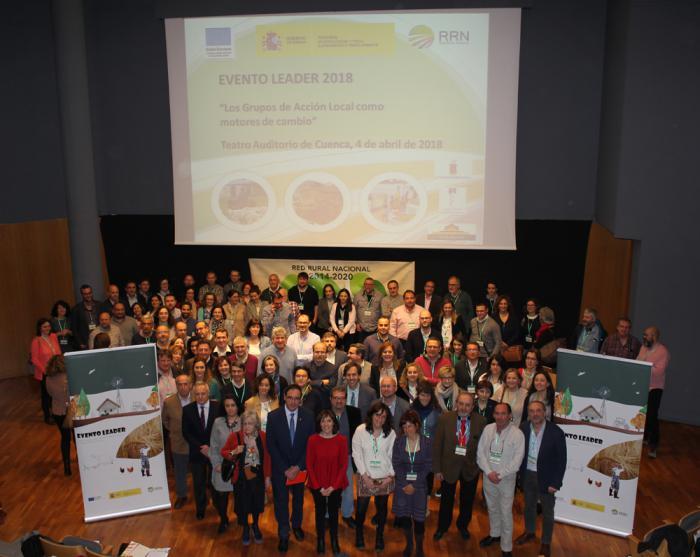 CEDER Alcarria Conquense analiza con todos los GAL de España el funcionamiento del Programa LEADER y su papel ante el reto demográfico