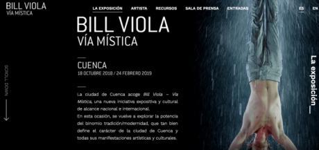 'Vía Mística' pone en marcha una página web