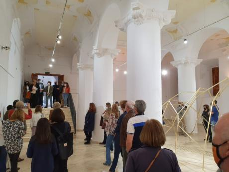 Reapertura del MAC Florencio de la Fuente con dos nuevas exposiciones de Christian Villamide y Antonio de Diego