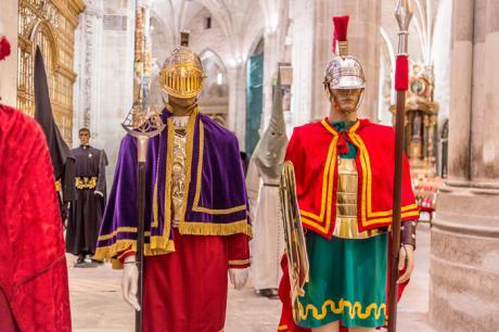 La exposición 'Procesión 2021: Homenaje a la Semana Santa de España' supera expectativas en sus primeros cinco días de apertura