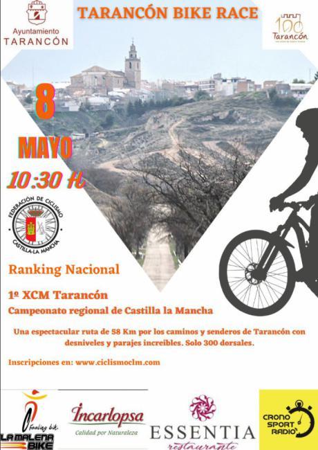 Tarancón acoge este fin de semana el Campeonato de Castilla-La Mancha de XC Maratón 2021