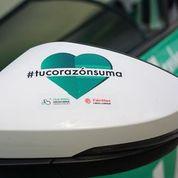 Globalcaja se une al reto solidario #TuCorazónSuma del equipo Caja Rural-Seguros RGA