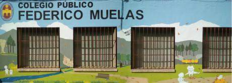 Este miércoles se inaugura el nuevo pabellón polideportivo del colegio 'Federico Muelas'