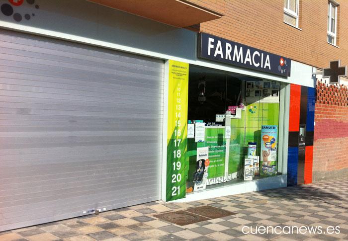 Imagen de archivo | Farmacia en la capital