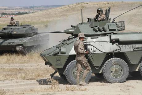 Solicitan que la Diputación y la Junta arropen a Huete como sede de la futura base de logística militar