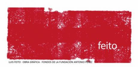 El Colegio Oficial de Médicos acoge esta tarde la inauguración de una exposición de Luis Feito