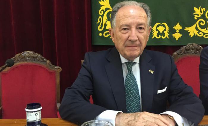 Félix Sanz Roldán, presidente del Consejo Social de la UCLM