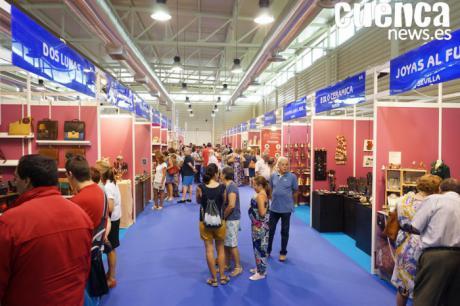 La 31ª Feria de Artesanía de Cuenca cierra sus puertas con un alto grado de satisfacción de expositores y público
