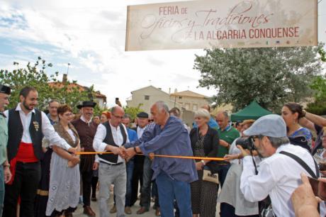 La 'Feria de Oficios y Tradiciones de La Alcarria Conquense' será anual e itinerante rotando por los pueblos de la comarca