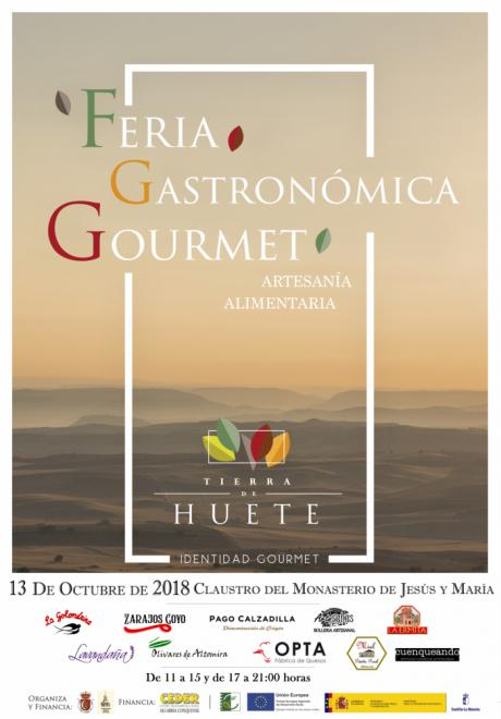Artesanos alimentarios de la Alcarria conquense crean la 'Asociación Gourmet Tierra de Huete' para promocionar juntos sus productos de calidad e identidad