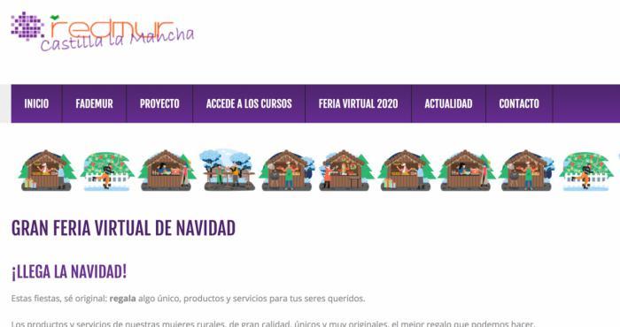 Una nueva experiencia REDMUR: La Feria Virtual de Emprendedoras del Mundo Rural
