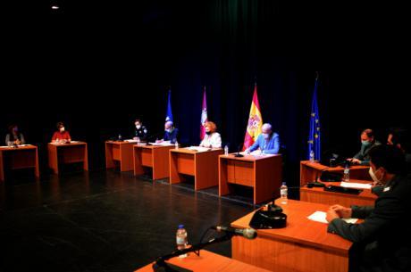 La Subdelegación del Gobierno de España en Cuenca impulsa el convenio VIOGEN con el Ayuntamiento de San Clemente