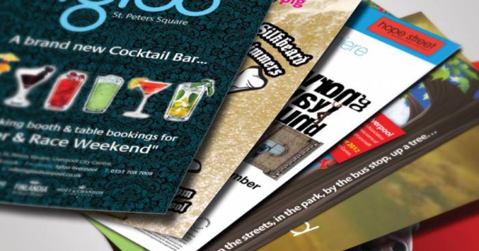 Imprimir flyers baratos de máxima calidad online