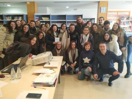 La biblioteca de Quintanar del Rey, premiada en la campaña María Moliner