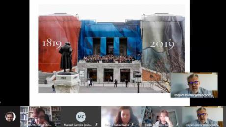 La Facultad de Humanidades de Toledo celebra un foro en torno al patrimonio efímero y la destrucción patrimonial