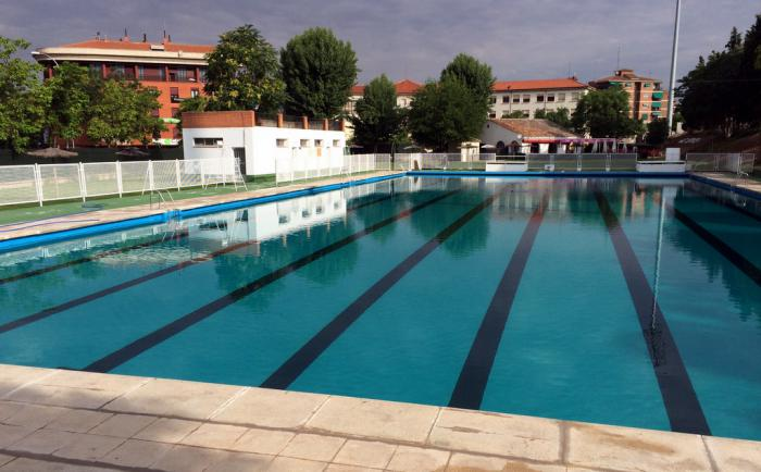 Abren al público las cinco piscinas municipales de Toledo