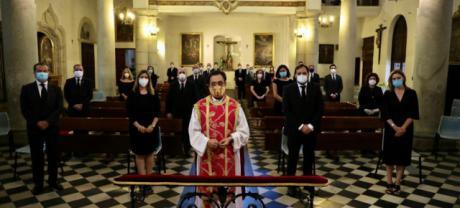 El PP de Paco Nuñez celebra el Día de Castilla-La Mancha con una función religiosa