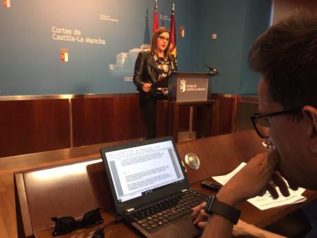 María Díaz pide a Ma Dolores de Cospedal que se posicione tras anunciar una querella criminal contra su diputado Francisco Núñez