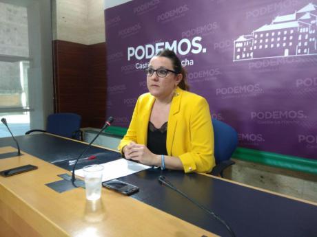 Podemos confía en la rectificación de PSOE en relación a la PNL del Alcázar de Toledo
