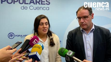 Valoración de Beatriz Jiménez Linuesa (PP) de los resultados electorales