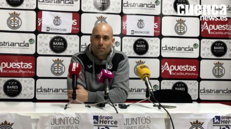 Sala de Prensa | Cesar Lainez- [U.B. Conquense 0 – 1 Atlético Baleares]