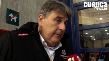 Claudio Gómez, ex-jugador del Ciudad Encantada, valora la actuación del equipo en la Copa del Rey