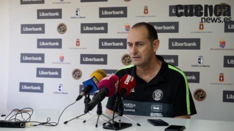 José Francisco Nolasco Menargues, entrenador Bada Huesca