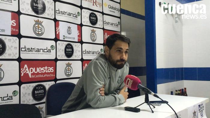 Sala de Prensa | Luis Ayllón - [U.B. Conquense 1 – 1 Hércules CF]