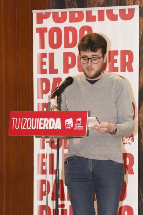 Izquierda Unida-PCAS propone medidas para bajar los niveles de contaminación atmosférica en Cuenca