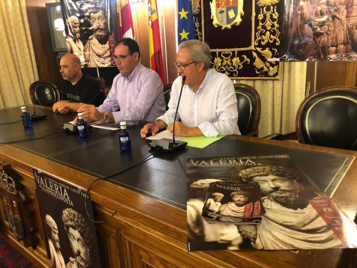 """Prieto afirma que las jornadas de 'A Valeria Condita' son """"un referente de la promoción de nuestra Cuenca romana"""""""