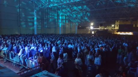 Celtas Cortos congrega a más de 4.300 personas en el Centro Escénico San Isidro