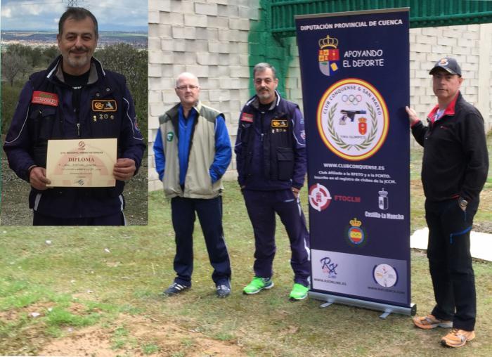Bronce para Cuenca en el regional de Armas Históricas