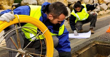 La fibra óptica llega a Pinarejo