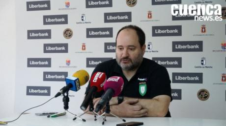 Iñaki Aniz Legarra, entrenador del Helvetia Anaitasuna