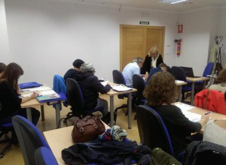 Empresarios y profesionales desarrollan su nivel de inglés con ACESANC