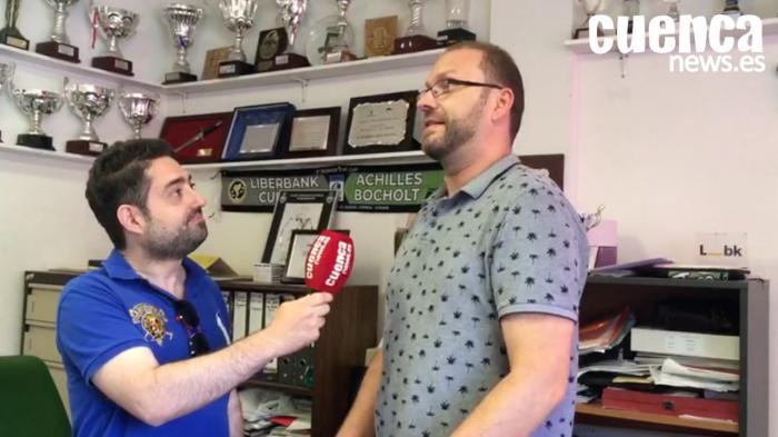 Supercopa ASOBAL 2019   Javier Palacios analiza el ambiente previo al partido