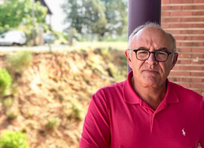 En imagen José María Fresneda
