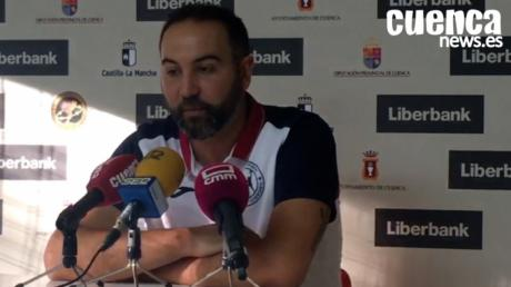 Sala de Prensa | Miguel Ángel Velasco - [Liberbank Cuenca 35- 28 BM. Logroño La Rioja]