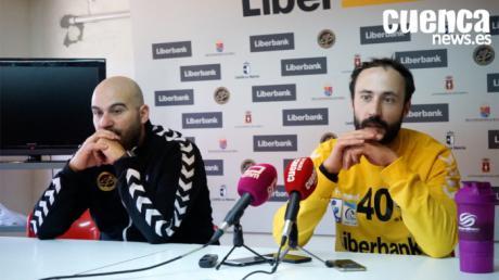 Sala de Prensa | Lidio Jiménez y Leo Maciel - [Liberbank Cuenca 26- 24 TTH Holstebro]