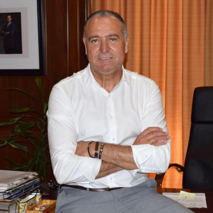 En imagen José Manuel López Carrizo