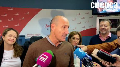 Valoración de Luis Carlos Sahuquillo (PSOE) de los resultados electorales