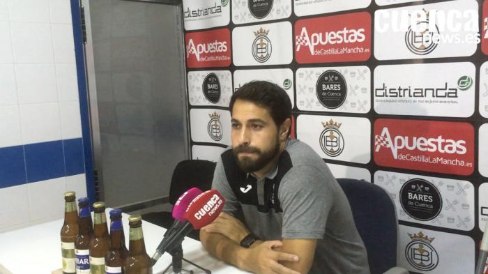 Sala de Prensa | Luis Ayllón - [U.B. Conquense 2- 0 CE Sabadell]