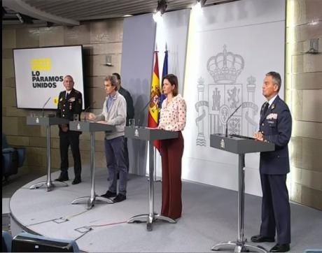España registra más de 17.100 casos y 767 muertes