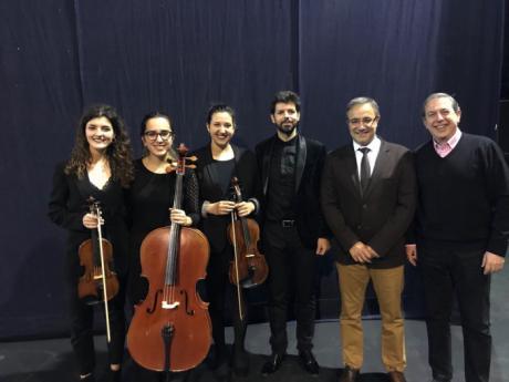 La Academia de la SMR concluye con éxito en Valdepeñas el ciclo de conciertos con el Réquiem de Mozart