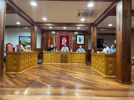 Pleno del Ayuntamiento de Tarancón