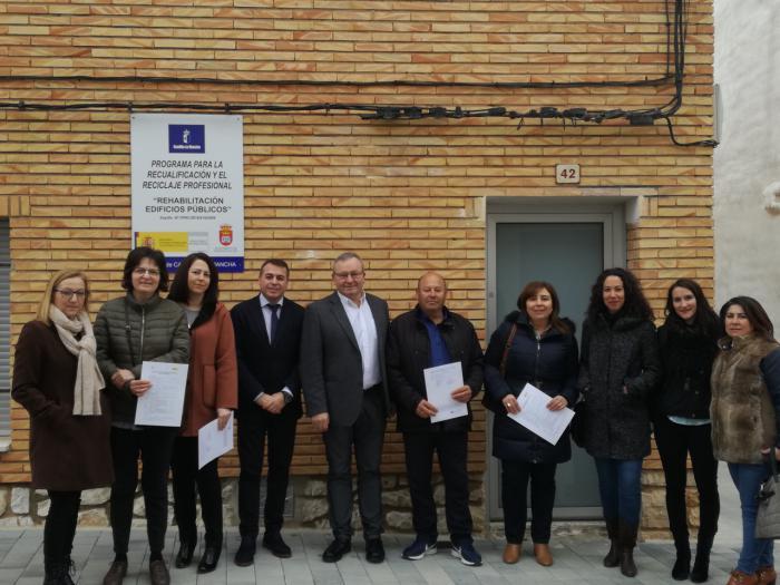 La Junta concede un nuevo programa RECUAL a Quintanar del Rey que permitirá la contratación de diez personas