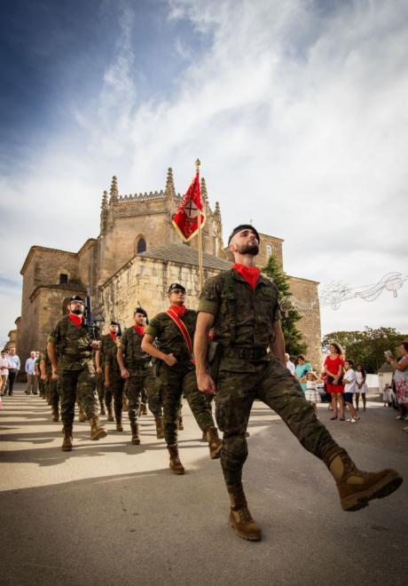 Villaescusa de Haro acoge un acto de Homenaje a la Bandera el próximo sábado 15 de septiembre