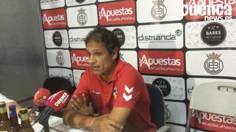 Sala de Prensa | Toni Seligrat - [U.B. Conquense 2 – 0 CE Sabadell]