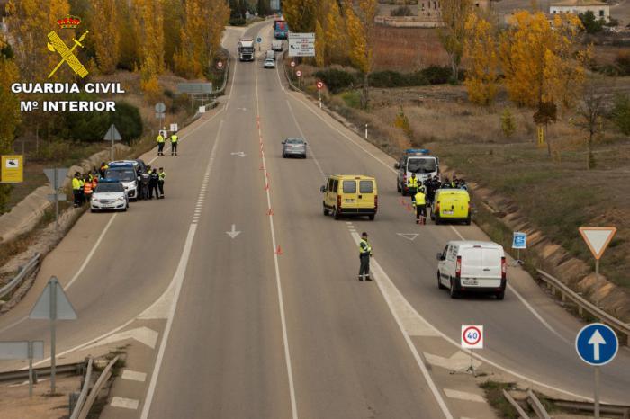 La Guardia Civil colabora en las jornadas de formación de Policías Locales de la provincia