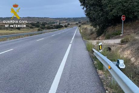 La Guardia Civil investiga a una persona que conducía un turismo a 197 km/h